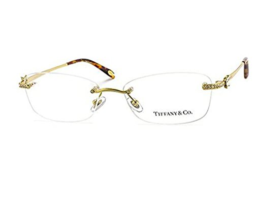 Tiffany TF1059B Eyeglasses Color 6002 - Size 54 (Tiffany Frames For Women compare prices)