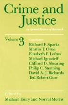 Drugs and Crime (Crime and Justice, Volume 13: A Review of Research)