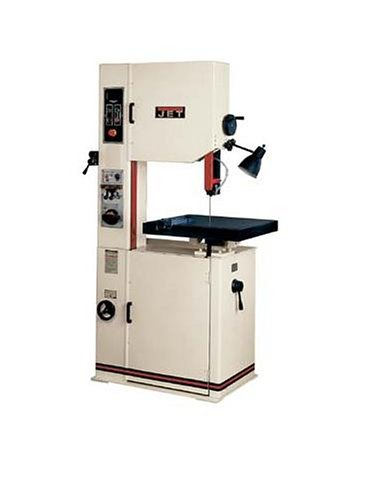 Buy Jet 414482 VBS-2012 20-Inch 2 Horsepower Vertical Metalworking Bandsaw, 230/460-Volt 3 Phase
