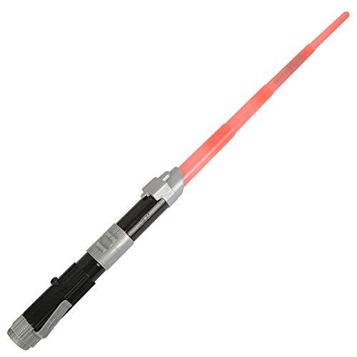colorofthewind Child's Star Wars Scalable Laser Lightsaber Sabre LEDs & Sounds (Blue Light Sabre)