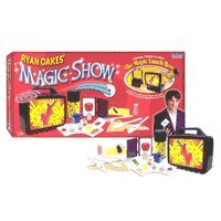 POOF-Slinky - Ideal Ryan Oakes 101-Trick Magic Show with Magic Lunch Box Set and Instructional DVD, 0C492