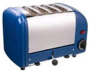 Dualit 4 Slice Toaster Lavender Blue 40346