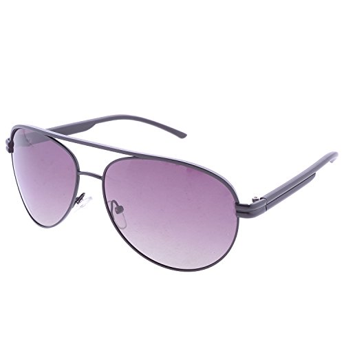 Iris Iris Aviator Black Sunglasses (Ie235p)