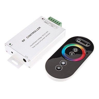 Bright-Ddltouch Sensor Rgb Light Brightness Dimmer & Color Changing Led Remote Controller (Dc 12/24V)