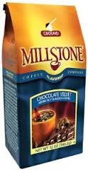 Millstone Chocolate Velvet Ground Coffee, 12 Oz Packages, 2 Pk