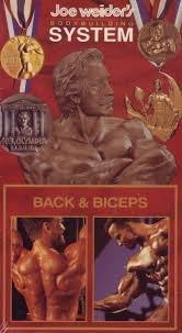 Back & Biceps [VHS] [Import]