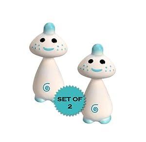 Vulli Chan Pie Gnon Blue Teether - Set of 2