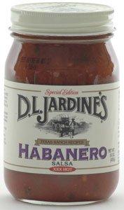 Jardine's Habanero Salsa, XXX Hot from Jardine's