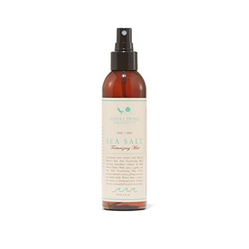 Harvey Prince Organics Sea Salt Texturizing Mist, 6 oz (Salt Hairspray compare prices)