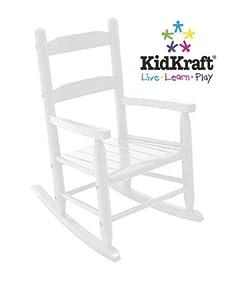 Kidkraft 2-Slat Rocker - White from KidKraft
