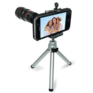 Iphone 4/4S Zoom-Objektiv 8-Fach