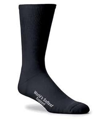 World's Softest Men's / Women's Fit Support Crew Socks