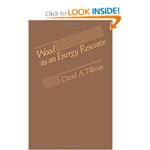 Wood As an Energy Resource by David A. Tillman