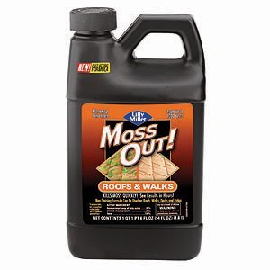 Lilly Miller 05601049 Moss Out Liquid Concentrate, 54-Ounce