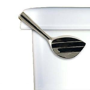 Gold Toilet Handle
