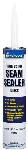 Eastwood Seam Sealer Cartridge Black