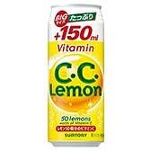 サントリー CCレモン500ml缶×24本入