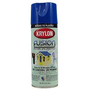 Buy Fusion for plastic (Krylon Painting Supplies,Home & Garden, Home Improvement, Categories, Painting Tools & Supplies, Paint Stain & Solvents, Spray Paint)