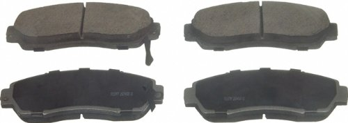 Wagner Qc1089 Thermoquiet Ceramic Disc Brake Pad Set back-66733
