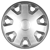 CHRYSLER JEEP PATRIOT (2006 on) 15 Inch Voltec Pro Car Alloy Wheel Trims Hub Caps Set of 4