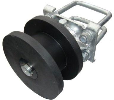 Cantilever Gate Wheels Cantilever Slide Gates Cantilever Gate Rollers 1 Wheel with cover