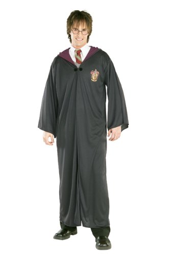 Harry Potter Adult Robe Harry Potter Costume Robe Adult 889789