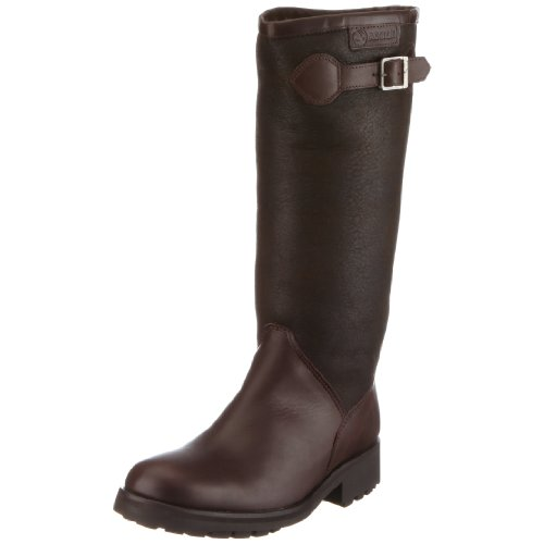 Aigle Women's Chantebelle Sh Wellington Boots P18554_Marron (Dark Brown) Red 5 UK