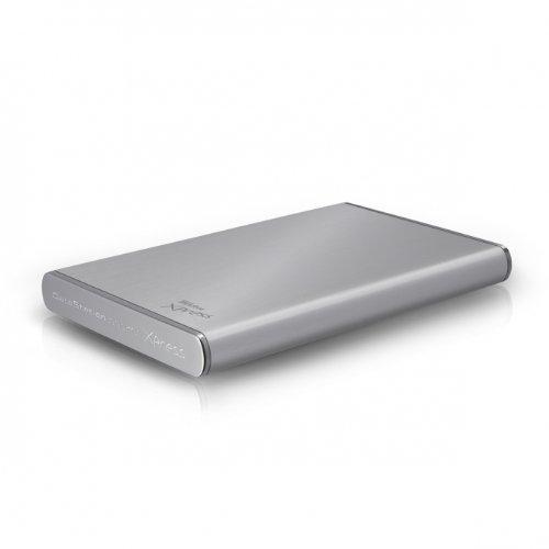 TrekStor 82970 DataStation Pocket Xpress 1TB externe Festplatte (6,4 cm (2,5 Zoll), 7200rpm, 8MB Cache, USB 2.0) silber