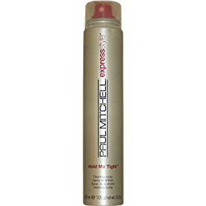 Hold Me Tight Hair Spray by Paul Mitchell for Unisex - 3.7 Ounce Hair Spray