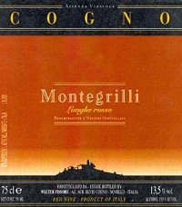 Elvio Cogno Langhe Rosso Montegrilli 2010 750Ml