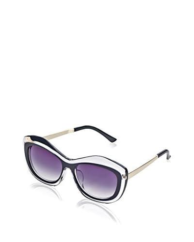 Laura Ashley Women's LA1102 Sunglasses, Clear