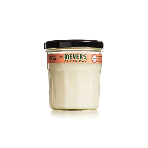 Mrs. Meyer's Soy Candle - Geranium - 7.2 oz Candle