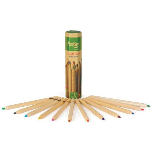 P'kolino 12 Triangle Pencil - 1