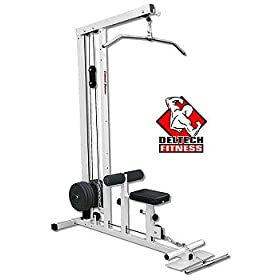 Deltech Fitness Lat Pulldown Machine