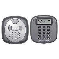 Audioline Porty Universelles Mobilteil zum Anschluss an GAP-fähige DECT-Telefone aller Hersteller