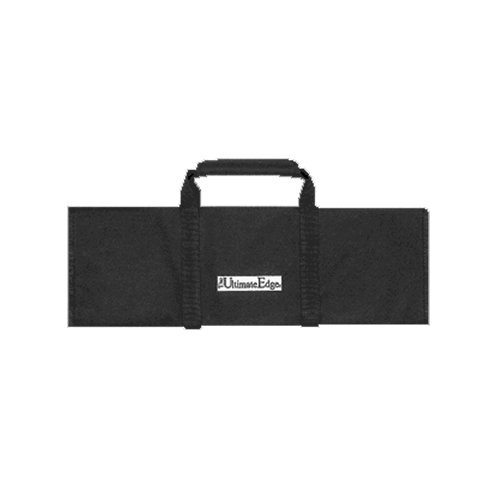 The Ultimate Edge 2001-5BN 5-Piece Knife Roll, Black