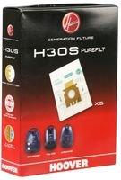 H30S Boîte Lot de 5sacs pour aspirateur