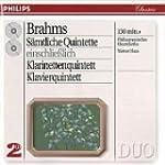 Brahms: Complete Quintets: Clarinet Q...