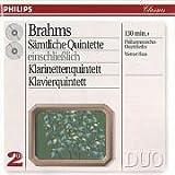 Brahms: Complete Quintets: Clarinet Quintet / Piano Quintetby Berlin Philharmonic Octet