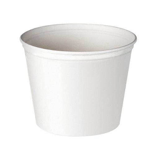 SOLO 5T1GR-02050 Double-Wrapped Treated Paper Bucket, 83 oz. Capacity, 5.9