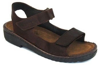 Naot Women's Karenna Sandals,Buffalo Leather,39 M EU