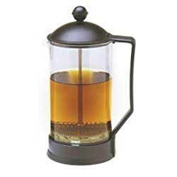 Tea & Coffee Accessories Coffee/Tea French Press 6 Cup, Black