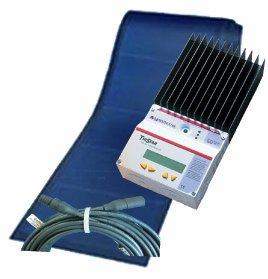 544 Watt Solar Battery Charging Kit 12v Or 24v Flexible
