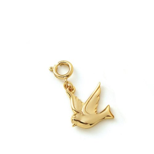 Enesco Growing up Girls - Age 14 Bird Charm