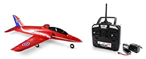 Red Arrows 750 4CH 2.4Ghz Brushless Electric RTF Remote Control RC Airplane (Color May Vary)