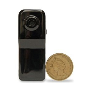 Mini DV - World's Smallest High Resolution DV/Voice Camcorder