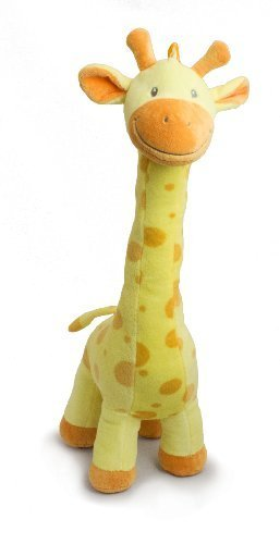Beverly Hills Teddy Bear Company Plush Giraffe in Yellow - 1