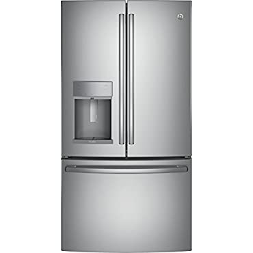 GE Profile PFE28KSKSS 36 27.8cu. ft. French Door Refrigerator (Stainless Steel)