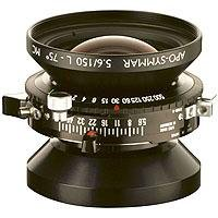 Schneider 150mm f/5.6 Apo-Symmar-L, Large Format Lens with Copal #0 Shutter - USA.