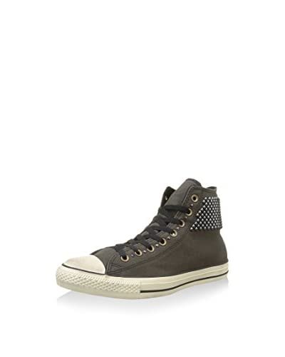 Converse Hightop Sneaker All Star Hi Studs Terry dunkelbraun